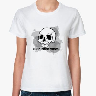 Классическая футболка Yorick