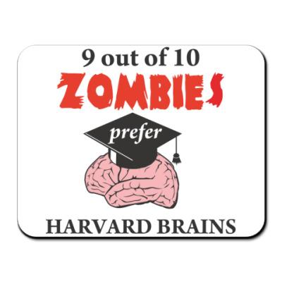 Коврик для мыши Harvard brains mousepad