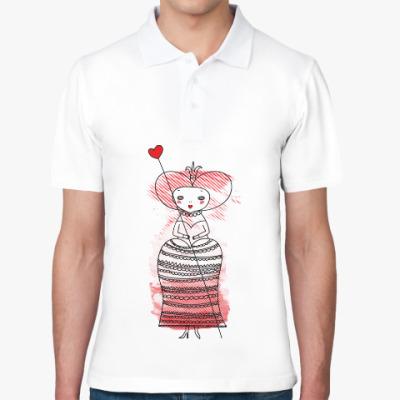 Рубашка поло Queen of Hearts, Alice's Adventures in Wonderland