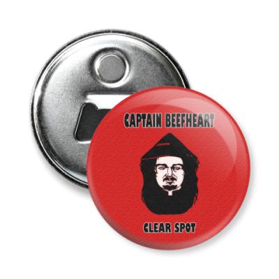 Магнит-открывашка Captain Beefheart