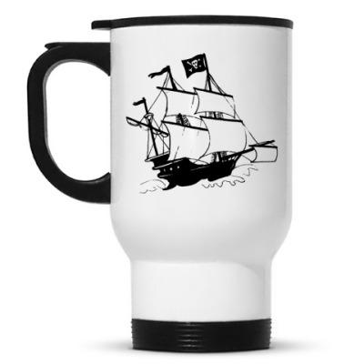 Кружка-термос Пираты
