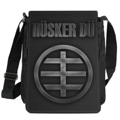 Сумка-планшет Husker Du