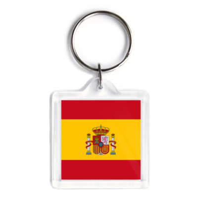 Брелок  Испания, Spain