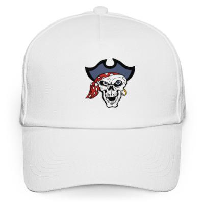 Кепка бейсболка Пират