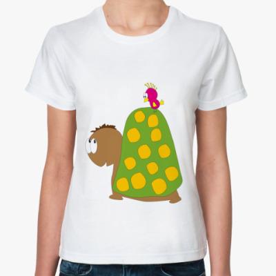 Классическая футболка Turtle