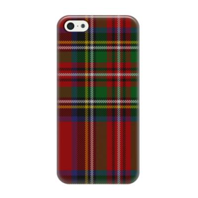 Чехол для iPhone 5/5s Чехол Royal Stewart для iPhone 5/5s (3D)