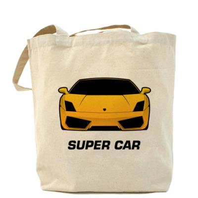 Сумка Super car