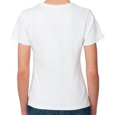 В футболке