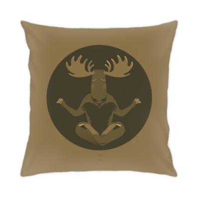 Animal Zen: M is for Moose