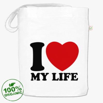 Сумка Люблю свою жизнь
