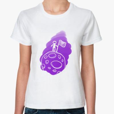 Классическая футболка Cosmo