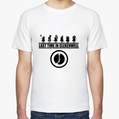 "Футболка  ""Last Time"" футболка"