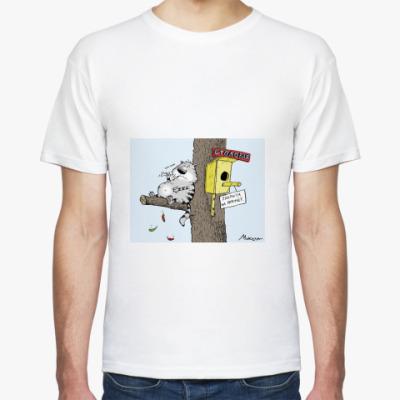 Футболка  футболка ПЕРЕУЧЕТ