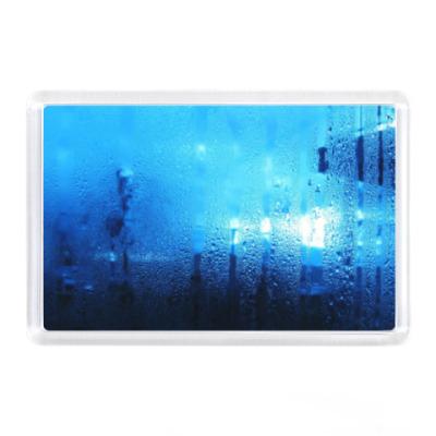 Магнит Дождь