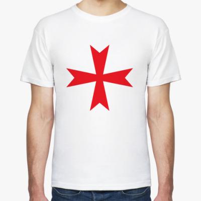 Футболка Мальтийский Крест