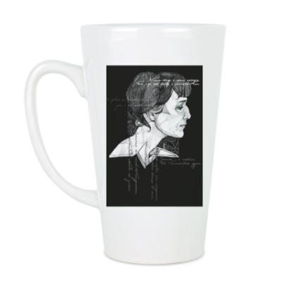 Чашка Латте Анна Ахматова