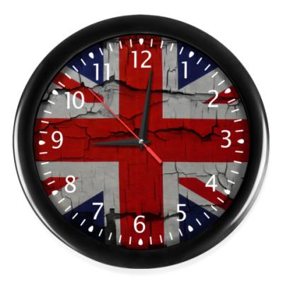 Часы Британский Флаг