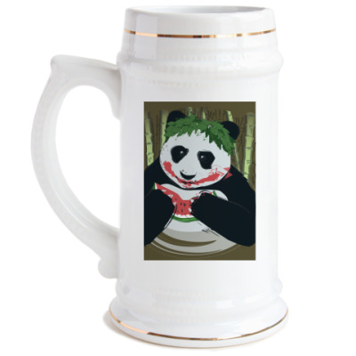Пивная кружка Панда Joker