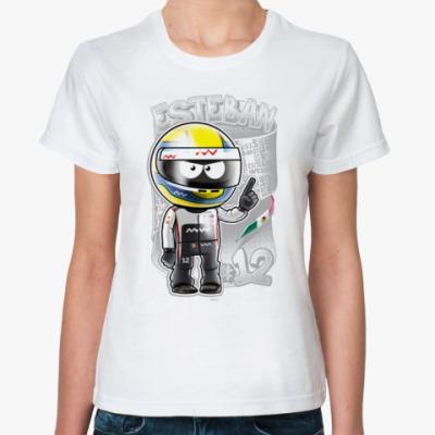 Классическая футболка Esteban №12