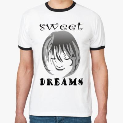 Футболка Ringer-T Sweet Dreams