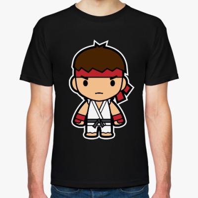 Футболка Ryu (Street Fighter)