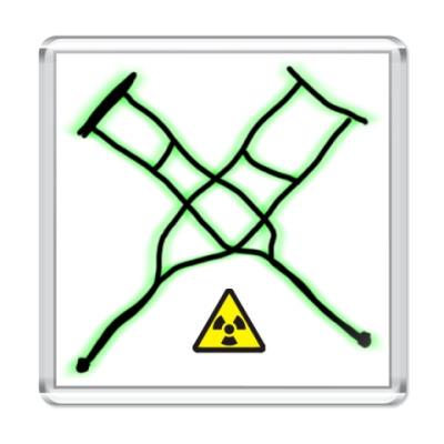 Магнит  'Атомные ходули'