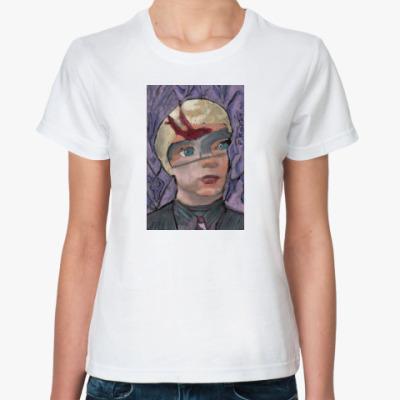 Классическая футболка Энди Уорхол