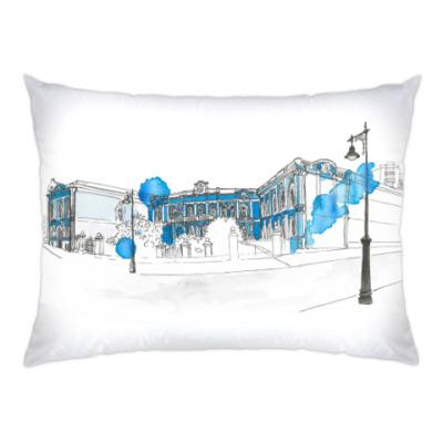 Подушка The Blue House