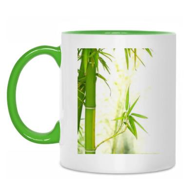 Кружка Бамбук