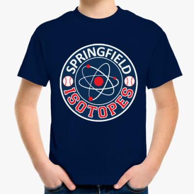 Детская футболка The Simpsons