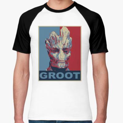Футболка реглан Groot