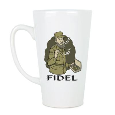 Чашка Латте Fidel