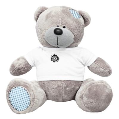 Плюшевый мишка Тедди Защита от одержимости