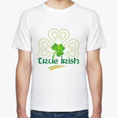 Футболка True Irish