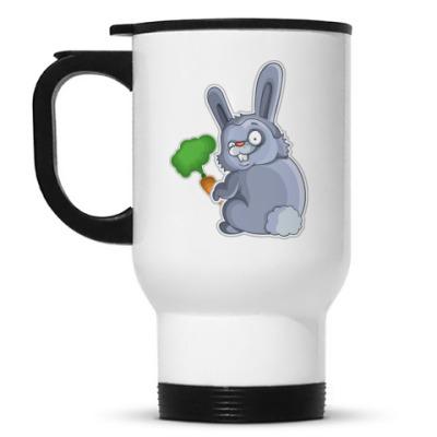 Кружка-термос Кролик