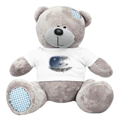 Плюшевый мишка Тедди Только полёт