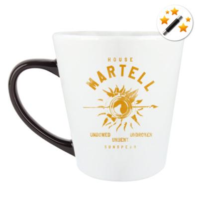 Кружка-хамелеон House Martell