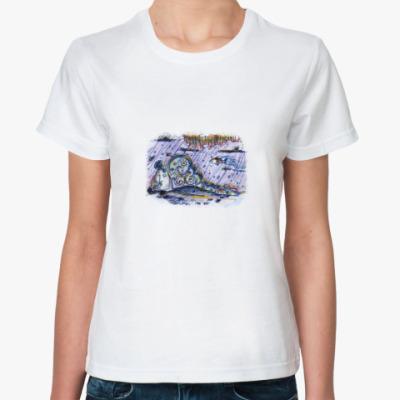 Классическая футболка футболка «север»