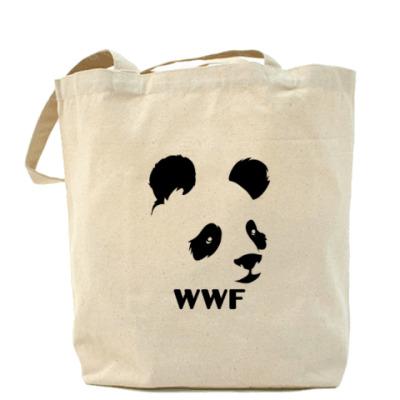 Сумка WWF. Альтер - Панда с лого