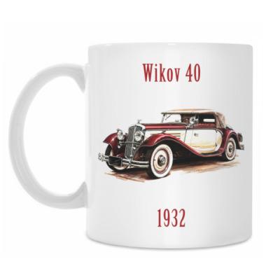 Кружка Wikov 40