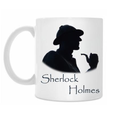 Кружка Шерлок Холмс