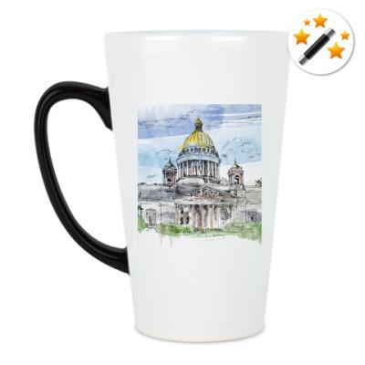 Кружка-хамелеон Исаакиевский собор