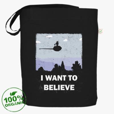 Сумка I Want to Believe