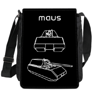 Сумка-планшет WOT Maus
