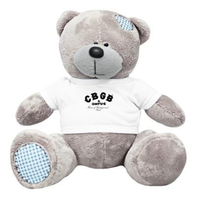 Плюшевый мишка Тедди Cbgb