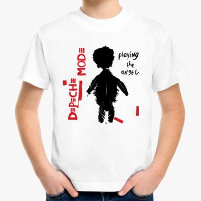 Детская футболка DM angel