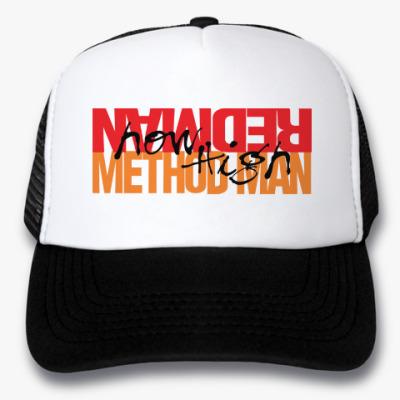 Кепка-тракер Method Man & Redman
