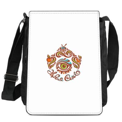 Сумка-планшет Живая сеть