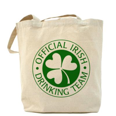Сумка  Official Irish Drinking Team