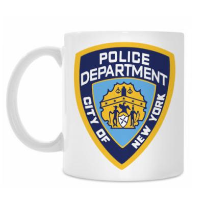 Кружка NYPD